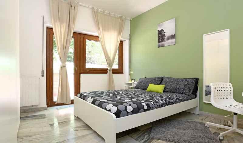 affitto stanza singola roma via della camilluccia