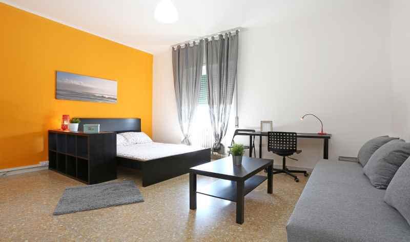 affitto stanza singola roma via dei giornalisti
