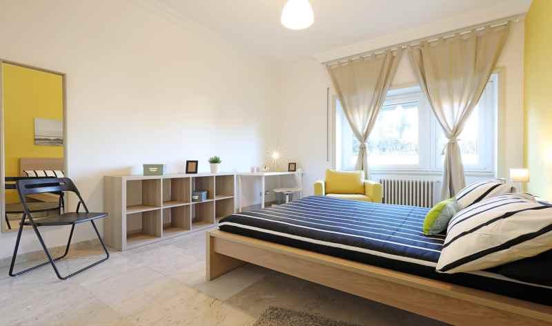 affitto stanza singola roma via padre semeria